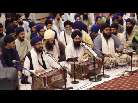 6 - New York Samaagam 2017 - Bhai Ripubhajan Singh - Friday Night
