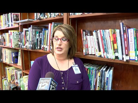 Purvis High School receives award for library materials