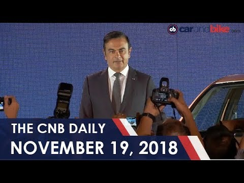 Nissan CEO Carlos Ghosn Arrested | Mahindra-Ford Alliance | Volkswagen Dieselgate