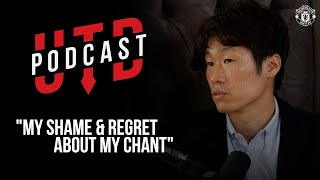 """Ji-Sung Park - """"My shame and regret about my chant""""   UTD Podcast   Manchester United screenshot 4"""