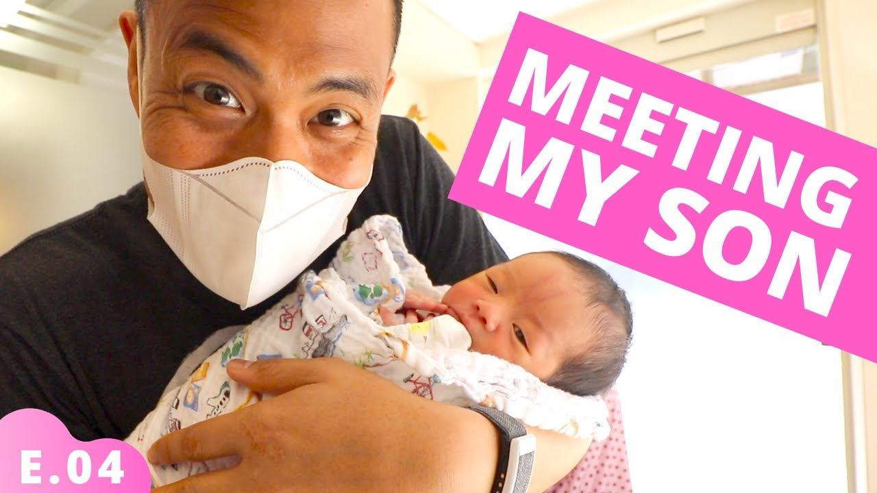 Meeting my Son for the First Time Ep.04