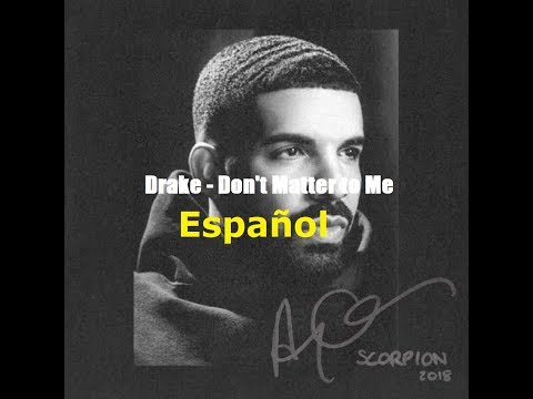 Drake - Don't Matter to Me (Cover) │ Scorpion │ [Sub Español]