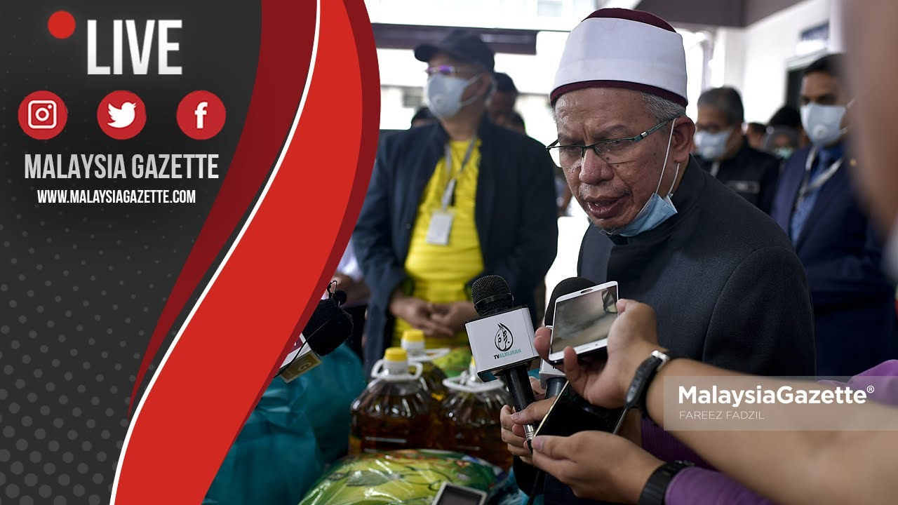 MGTV LIVE : Jangan Ada Yang Lapar Dan Kebuluran, Jika Ada...Sila Lapor Pada Kami - Datuk Dr Zulkifli