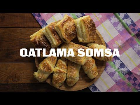 Qatlama Somsa Tayyorlash