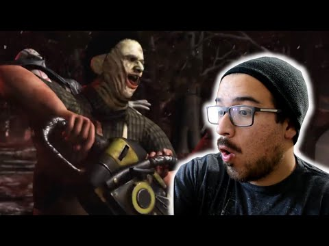 Mortal Kombat X - Kombat Pack 2 Reveal Trailer REACTION