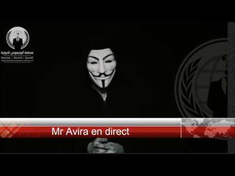 Anonymous Tunisia - Mr Avira