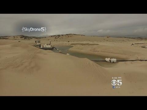State Pushes To Close Last Coastal Sand-Mining Operation
