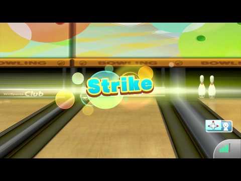 Liveplay - Wii U - Wii Sport Club - Tennis & Bowling Online