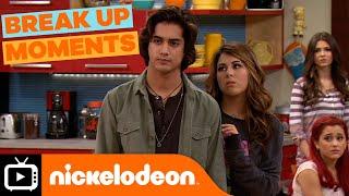 Victorious | Break Up Moments | Nickelodeon UK
