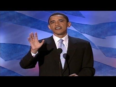 Raw video: Barack Obama's keynote address at the 2004 DNC
