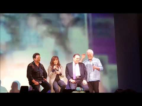 Jay, Marie, Alan, and Merrill Osmond  November 5th, 2017  Emerald Princess Mexican Cruise