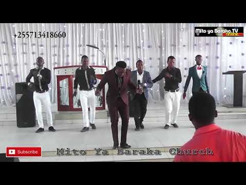 Masanja - Nikupe Nini Bwana Live Perfomance At MITO YA BARAKA CHURCH