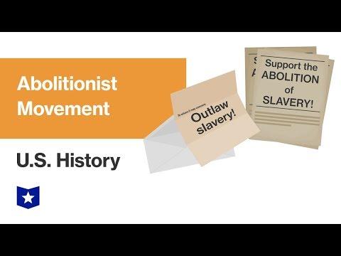 U.S. History | Abolitionist Movement