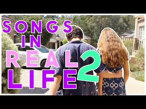 SONGS IN REAL LIFE 2 | Amber Reynoldson