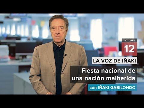 Fiesta nacional de una nación malherida. (Videoblog 'La voz de Iñaki'). Cadena SER