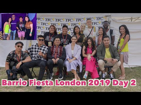 Barrio Fiesta London 2019 Day 2