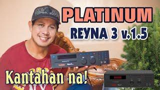 UNBOXING PLATINUM REYNA 3 v1.5 - Test Player, Sound check & Online Purchased