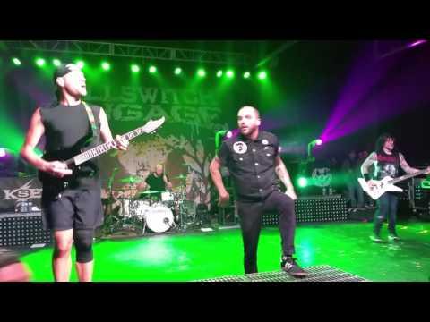 Killswitch Engage - The End of Heartache @ Marathon Music Works Nashville, TN
