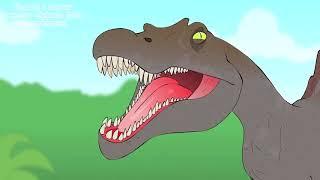 L.Hugueny - Jurassic Park 3 (с переводом)