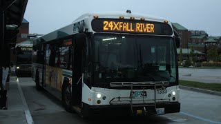 Gambar cover (Brief) Ride On: RIPTA #1333 on Route 24X