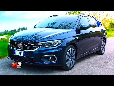 new fiat tipo 2016 5 porte station wagon first test drive only sound youtube. Black Bedroom Furniture Sets. Home Design Ideas
