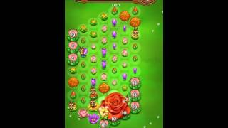 Blossom Blast Saga Level 379 No Boosters