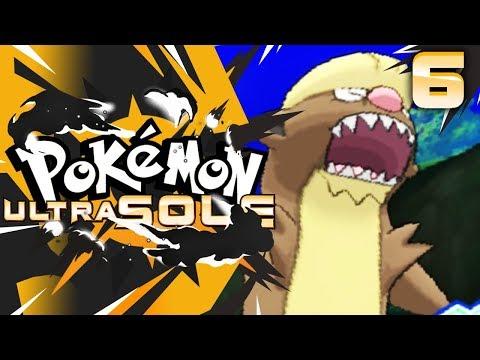 LA PRIMA PROVA! - Pokemon Ultrasole ITA - Episodio 6 !