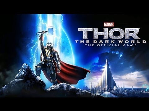 Thor: The Dark World - The Official Game Android GamePlay Trailer (HD) [Game For Kids]