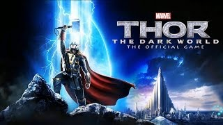 Thor: The Dark World - The Official Game Android GamePlay Trailer (HD)