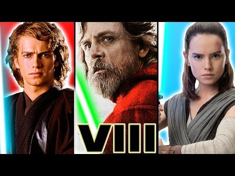 Download Youtube: My Issue with REY'S Character vs ANAKIN and LUKE - Star Wars The Last Jedi Explained