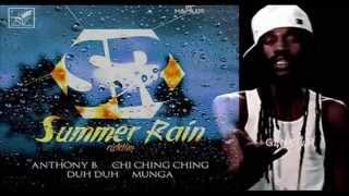 Munga - Inna Me Head - Summer Rain Riddim - Sketch Records - July 2014