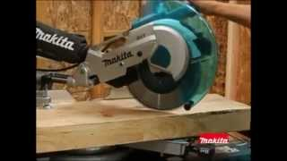 Makita 12 In. Slide Compound Miter Saw With Laser - Ls1216l