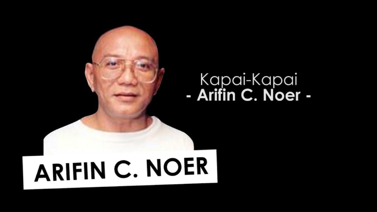 Hasil gambar untuk arifin c noer