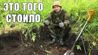 БРАТ НАШЕЛ ЕЕ! РАСКОПАЛИ ДОМ У ЛЕСА / Russian Digger