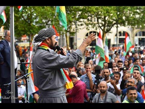 Sivan Perwer  Zürich  2017 استقلال كردستان
