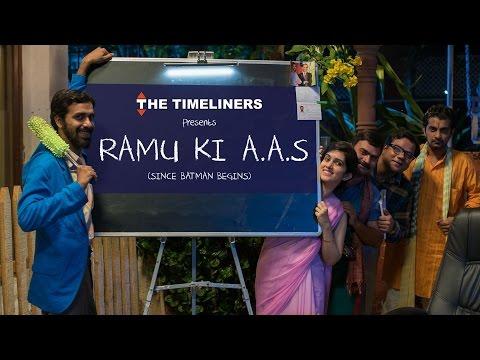Ramu Ki A.A.S - The Timeliners Comedy