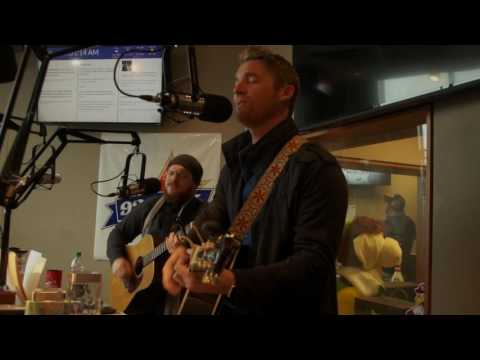"Brett Young @ WIL Studios ""Sleep Without You"""