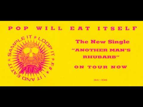 POP WILL EAT ITSELF - ANOTHER MAN'S RHUBARB (GOOD VIBES REMIX) (1991)