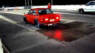Repeat youtube video Datsun 510 with13B Rotary POWER