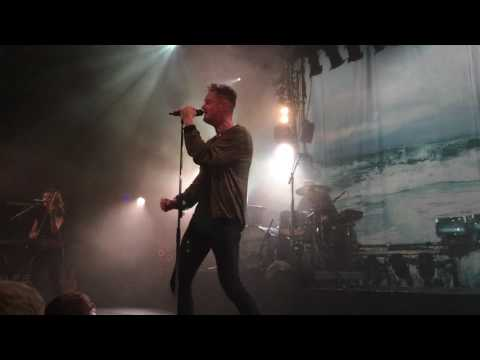 Tom Chaplin - The lovers are losing (Keane cover) - Live in Brussels (16-03-2017)