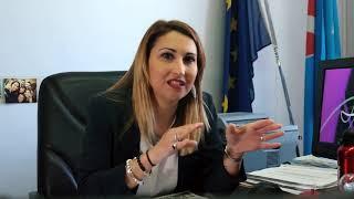La sindaka di Casacalenda Sabrina Lallitto alla riscossa