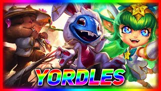 Yordles: Why Do S๐ Many People Hate Them?   League of Legends
