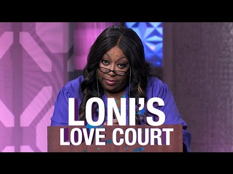 Wednesday on 'The Real': Loni's Love Court with Jeannie & Freddy!