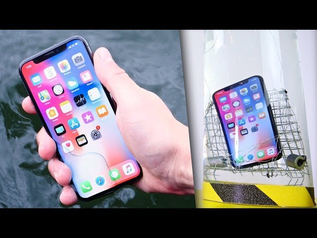 new product f303a eaa3e iPhone X: How Does It Handle Speed, Durability, Drop And Water Tests?