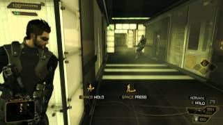 After making a hasty escape from Hengsha Adam Jensen looks for answers in the headquarters of Picus Communications and its shadowy leader the
