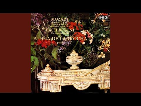 Mozart: Piano Sonata No. 11 In A Major, K. 331 - 1b. Variation 2