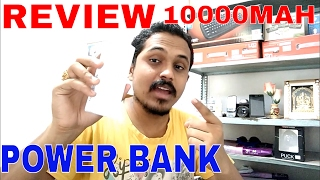 ROMOSS 10000MAH POWER BANK REVIEW AFTER USING FOR MORE THAN 15DAY 39 S HINDI 2017