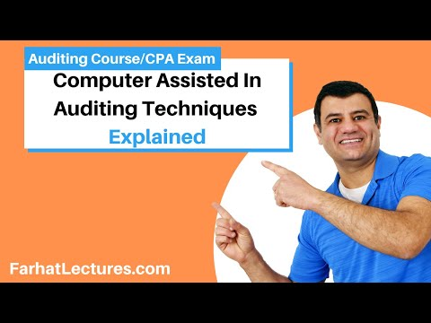 Auditing Using Computer-Assisted Auditing Techniques   Auditing And Attestation   CPA Exam