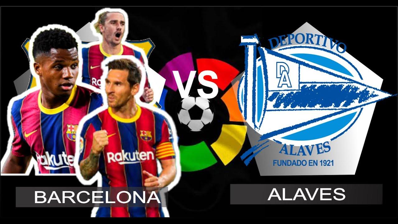 Alavs vs. Barcelona - Reporte del Partido - 31 octubre, 2020 - ESPN