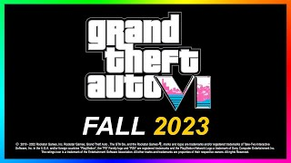 GTA 6 RELEASE DATE....In 2023? Rockstar Games Planning Something BIG, Insiders Speak Out & MORE!